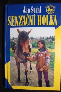 náhled knihy - Senzační holka