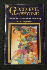 náhled knihy - Good, Evil and Beyond, Kamma in the Buddha´s Teaching