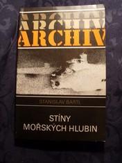 náhled knihy - Stíny mořských hlubin : dobrodružství atomových ponorek