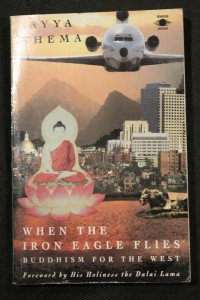 náhled knihy - When the Iron Eagle Flies : Buddhism for the West