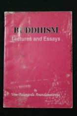 náhled knihy - Buddhism : Lectures and Essays