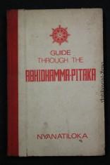 náhled knihy - Guide Through the Abhidhammpa-Pitaka