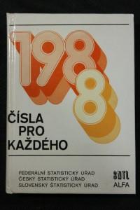 náhled knihy - Čísla pro každého 1988