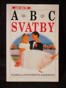 náhled knihy - ABC svatby