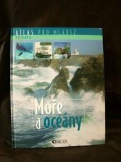náhled knihy - Atlas pro mládež: Moře a oceány