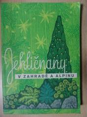 náhled knihy - Jehličnany v zahradě a alpinu