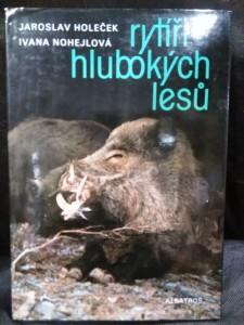 náhled knihy - Rytíři hlubokých lesů