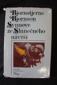 náhled knihy - Synnøve ze Slunečného návrší