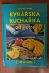 náhled knihy - Rybářská kuchařka od Petra