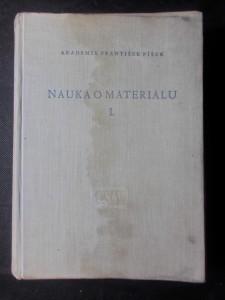 náhled knihy - Nauka o materiálu I