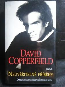 náhled knihy - David Copperfield's tales of the impossible. Česky David Copperfield uvádí Neuvěřitelné příběhy