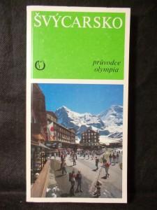 náhled knihy - Švýcarsko ; Lichtenštejnsko