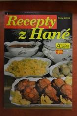 náhled knihy - Recepty z Hané