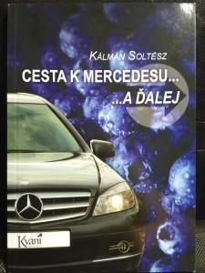 náhled knihy - cesta k mercedesu a ďalej