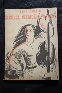 náhled knihy - Sečovci, veľmoži gemerskí