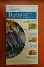 náhled knihy - Ryby a mořské plody v kuchyni