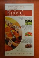 náhled knihy - Koření a bylinky v kuchyni