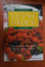 náhled knihy - Letní ovoce : 110 receptů v kuchyni