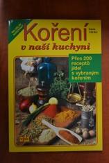 náhled knihy - Koření v naší kuchyni