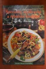 náhled knihy - Speciality myslivecké a rybářské kuchyně