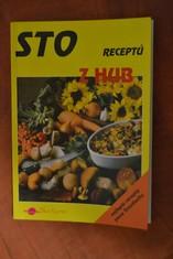 náhled knihy - Sto receptů z hub