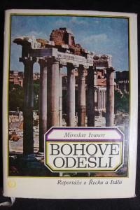 náhled knihy - Bohové odešli : reportáže o Řecku a Itálii