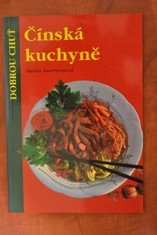 náhled knihy - Čínská kuchyně