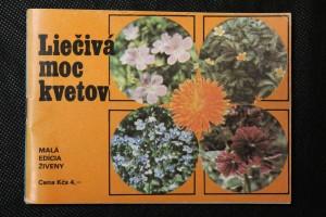 náhled knihy - Liečivá moc kvetov