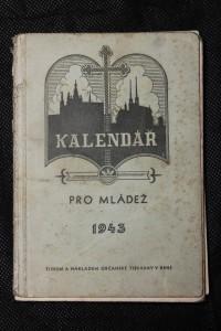 náhled knihy - Kalendář : Pro mládež 1943