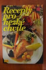 náhled knihy - Recepty pro hezké chvíle