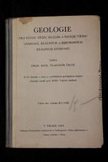 náhled knihy - Geologie : pro pátou třídu reálek a šestou třídu gymnasií, reálných a reformních reálných gymnasií