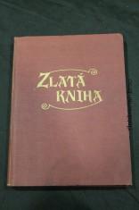 náhled knihy - Zlatá kniha Československého Chicaga