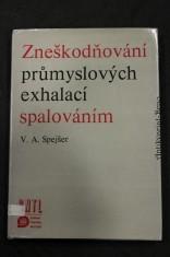 náhled knihy - Zneškodňování průmyslových exhalací spalováním