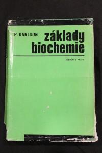náhled knihy - Základy biochemie