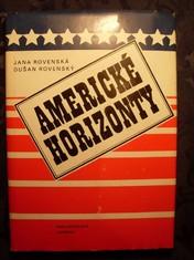 náhled knihy - Americké horizonty