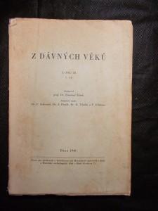 náhled knihy - Z dávných věků. Roč I.-194