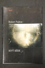 náhled knihy - Sivý křik