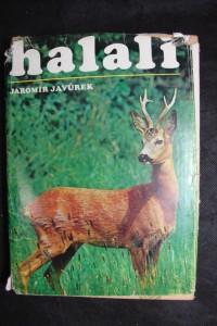 náhled knihy - Halali : lovecké vzpomínky