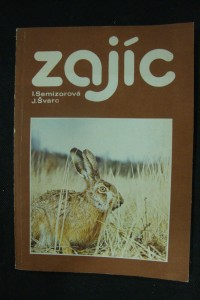 náhled knihy - Zajíc