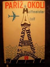 náhled knihy - Paříž a okolí