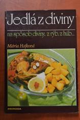 náhled knihy - Jedlá z diviny : Na spôsob diviny, z rýb, z húb