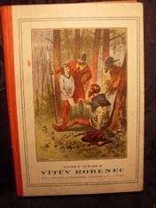 náhled knihy - Vítův robenec : Historická povídka ze XIV. století