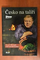 náhled knihy - Česko na talíři