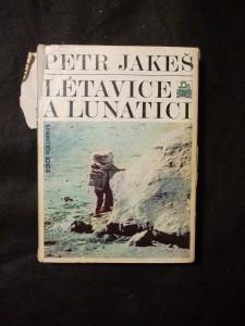 náhled knihy - Létavice a lunatici