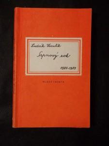 náhled knihy - Srpnový rok : (fejetony z let 1988-1989)