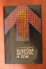 náhled knihy - Slnečná aktivita a zem