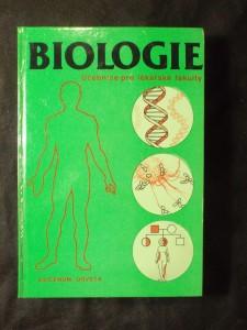 náhled knihy - Biologie : učebnice pro lék. fakulty