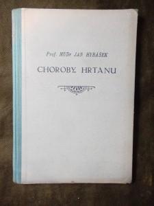 náhled knihy - Choroby hrtanu