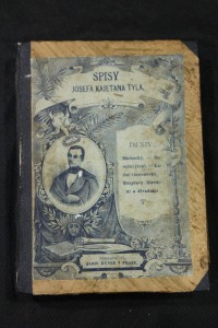 náhled knihy - Spisy drobné Josefa Kajetana Tyla