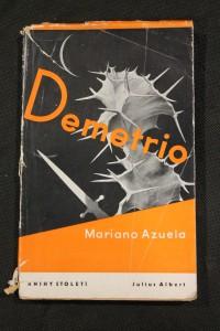 náhled knihy - Demetrio : (ti zdola)